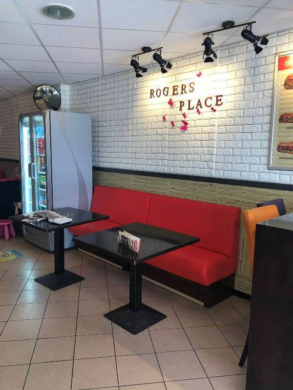 Rogers Place cafetaria Appingedam